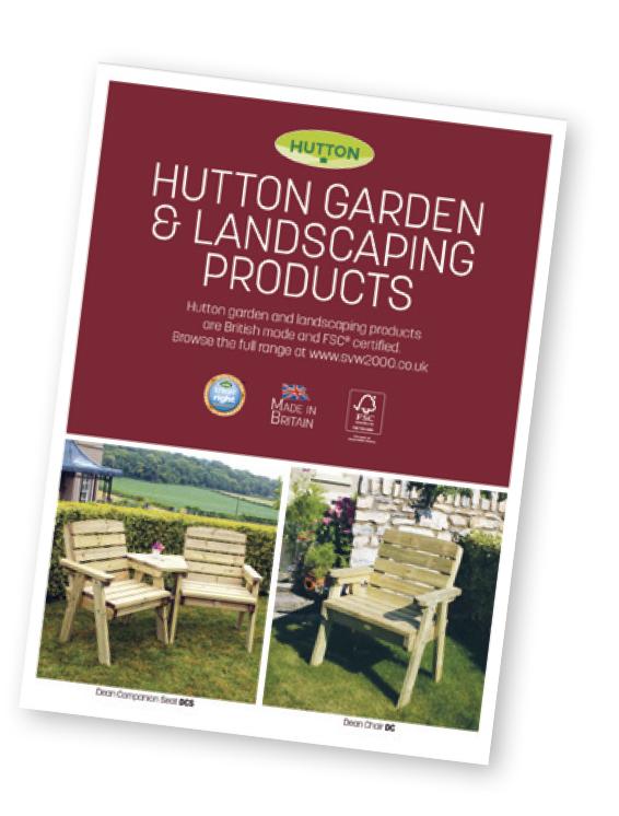 Hutton Consumer Product Guide