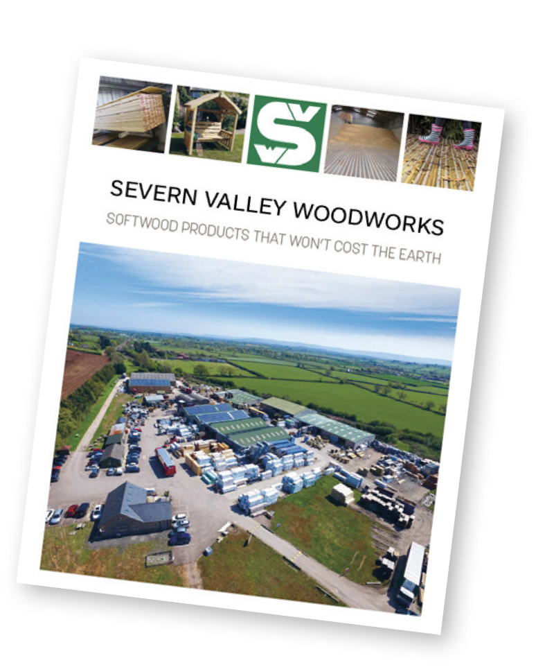 Severn Valley Woodworks and Hutton Product Guide