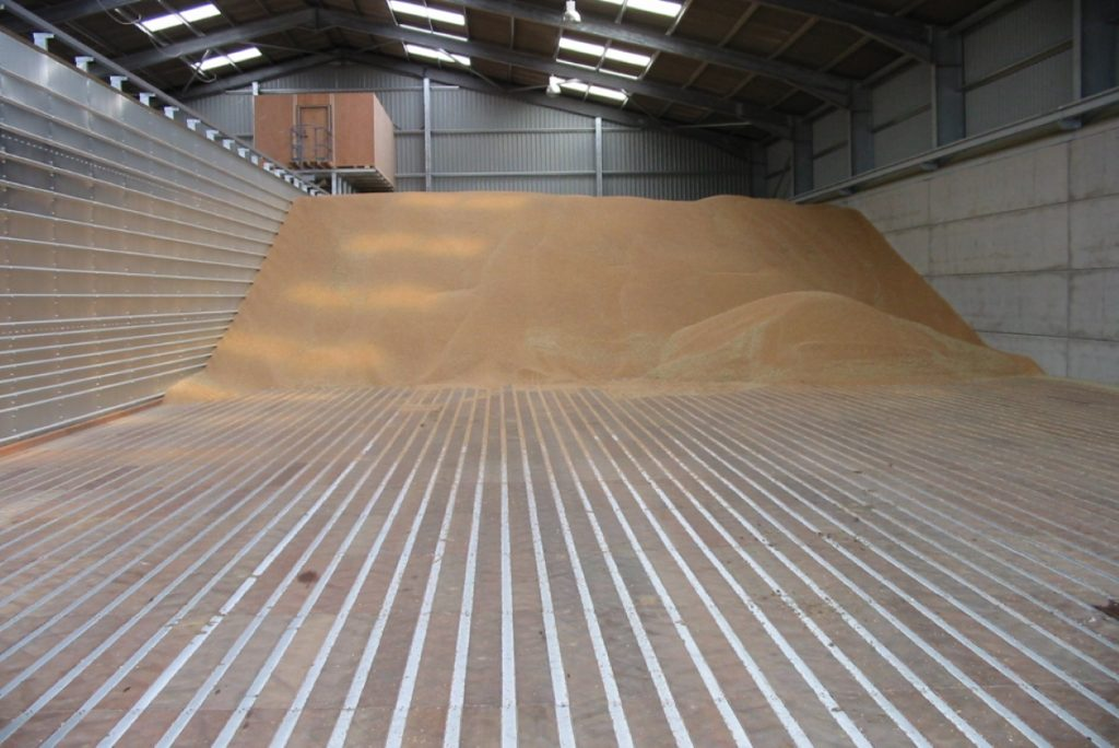 Challow Crop Drying & Storage Products