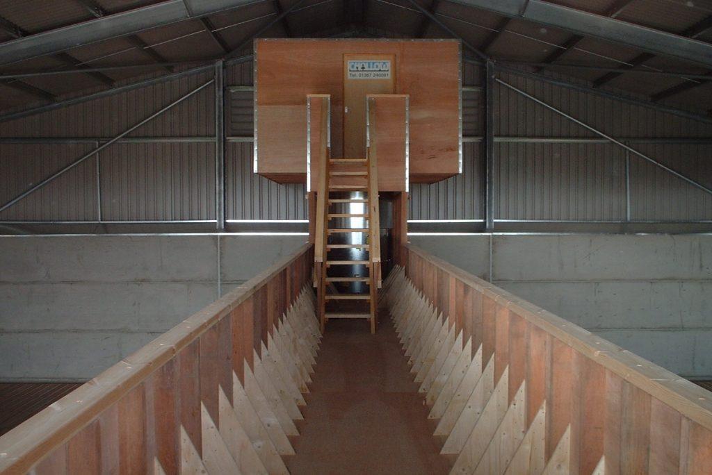 Internal Fan Housing